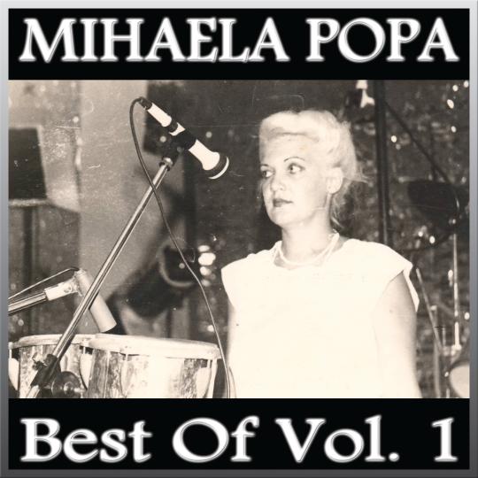 CD COVER DESIGN - MIHAELA POPA